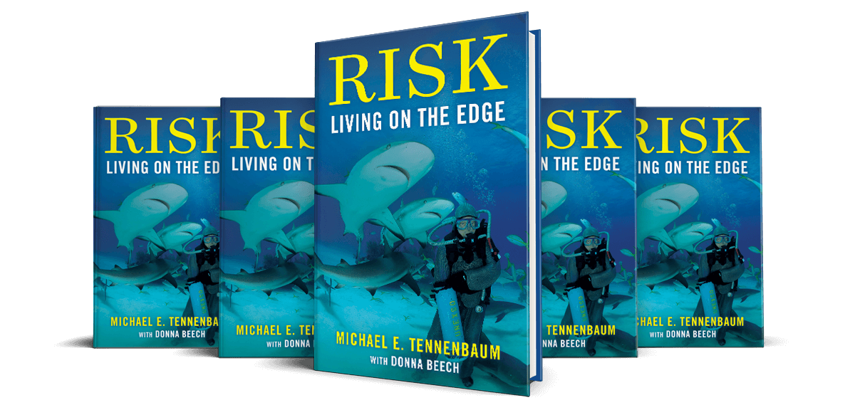 RISK: Living on the Edge by Michael E. Tennenbaum